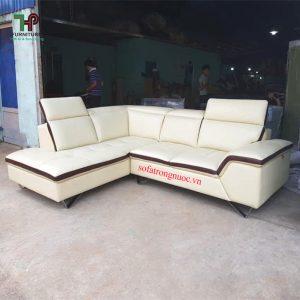 sofa da góc đẹp