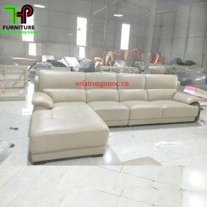 sofa da goc