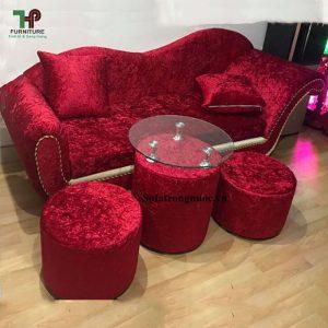 sofa trái tim giá rẻ