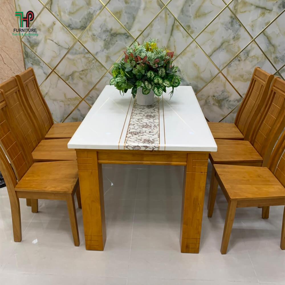 Bộ bàn ghế ăn giá rẻ hcm (2)
