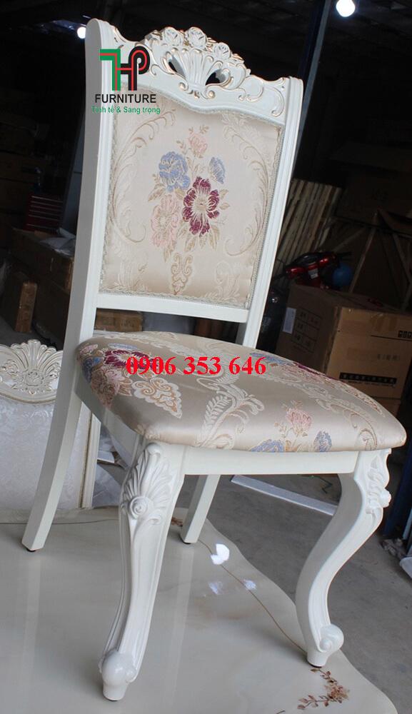 ghế bàn ăn cổ điển nhập khẩu