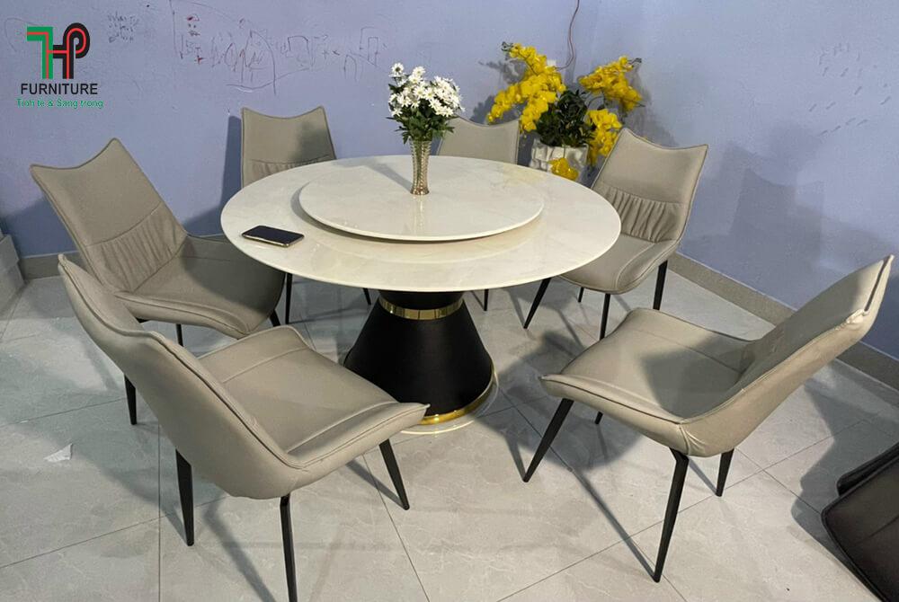 Bộ bàn ăn hiện đại đẹp